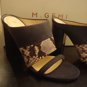 M. Gemi shoes sz 38
